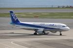 Sharp Fukudaさんが、羽田空港で撮影した全日空 A320-211の航空フォト(飛行機 写真・画像)