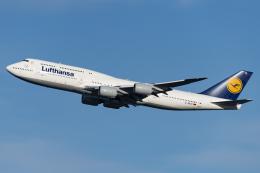 航空フォト:D-ABYR ルフトハンザドイツ航空 747-8