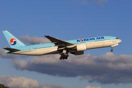航空フォト:HL7526 大韓航空 777-200