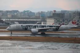 さかいさんが、福岡空港で撮影した日本航空 A350-941の航空フォト(飛行機 写真・画像)