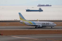 さかいさんが、中部国際空港で撮影したAIR DO 737-781の航空フォト(飛行機 写真・画像)