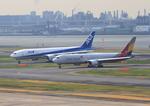 ふじいあきらさんが、羽田空港で撮影したアシアナ航空 767-38Eの航空フォト(飛行機 写真・画像)