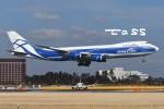 tassさんが、成田国際空港で撮影したエアブリッジ・カーゴ・エアラインズ 747-8HVFの航空フォト(飛行機 写真・画像)