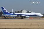 tassさんが、成田国際空港で撮影した全日空 767-381/ERの航空フォト(飛行機 写真・画像)