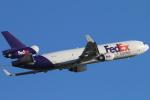 キャスバルさんが、フェニックス・スカイハーバー国際空港で撮影したフェデックス・エクスプレス MD-11Fの航空フォト(飛行機 写真・画像)