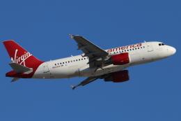 キャスバルさんが、フェニックス・スカイハーバー国際空港で撮影したヴァージン・アメリカ A319-112の航空フォト(飛行機 写真・画像)