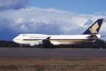 kumagorouさんが、仙台空港で撮影したシンガポール航空 747-412の航空フォト(飛行機 写真・画像)