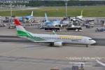 masarunphotosさんが、フランクフルト国際空港で撮影したサモン・エア 737-93Y/ERの航空フォト(飛行機 写真・画像)