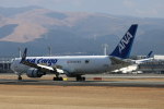 Zakiyamaさんが、熊本空港で撮影した全日空 767-316F/ERの航空フォト(飛行機 写真・画像)