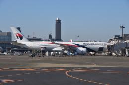 Cスマイルさんが、成田国際空港で撮影したマレーシア航空 A350-941の航空フォト(飛行機 写真・画像)