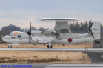 Chofu Spotter Ariaさんが、茨城空港で撮影した航空自衛隊 E-2C Hawkeyeの航空フォト(飛行機 写真・画像)