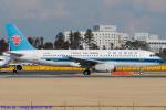 Chofu Spotter Ariaさんが、成田国際空港で撮影した中国南方航空 A320-232の航空フォト(飛行機 写真・画像)