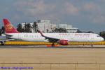 Chofu Spotter Ariaさんが、成田国際空港で撮影した吉祥航空 A321-211の航空フォト(飛行機 写真・画像)