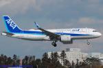 Chofu Spotter Ariaさんが、成田国際空港で撮影した全日空 A320-271Nの航空フォト(飛行機 写真・画像)