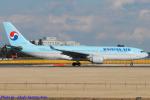 Chofu Spotter Ariaさんが、成田国際空港で撮影した大韓航空 A330-223の航空フォト(飛行機 写真・画像)