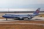 PW4090さんが、関西国際空港で撮影したチャイナエアライン 747-409F/SCDの航空フォト(飛行機 写真・画像)