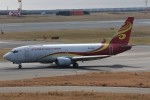 PW4090さんが、関西国際空港で撮影した金鵬航空 737-36Q(SF)の航空フォト(飛行機 写真・画像)