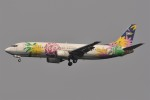 kumagorouさんが、羽田空港で撮影したスカイネットアジア航空 737-46Qの航空フォト(飛行機 写真・画像)