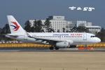 tassさんが、成田国際空港で撮影した中国東方航空 A319-132の航空フォト(飛行機 写真・画像)