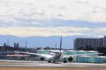 どんちんさんが、伊丹空港で撮影した全日空 777-281の航空フォト(飛行機 写真・画像)