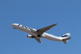walker2000さんが、成田国際空港で撮影したフィンエアー A330-302Xの航空フォト(飛行機 写真・画像)
