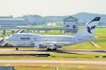 ちっとろむさんが、クアラルンプール国際空港で撮影したイラン航空 747SP-86の航空フォト(飛行機 写真・画像)