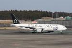 utarou on NRTさんが、成田国際空港で撮影した全日空 777-281の航空フォト(飛行機 写真・画像)