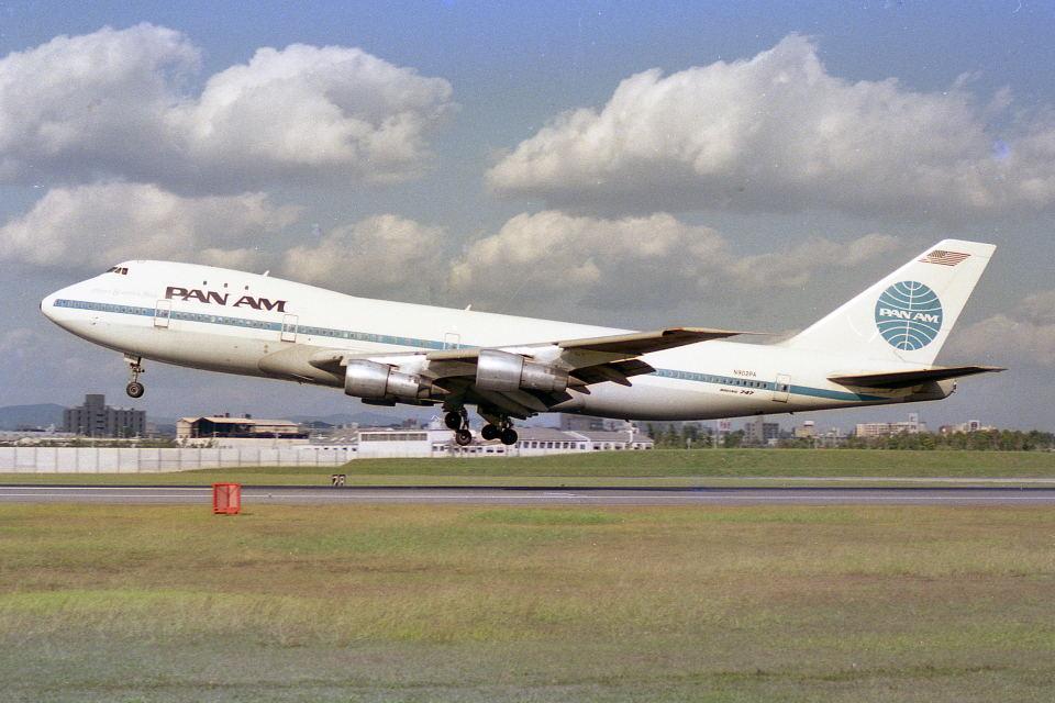 @たかひろさんのパンアメリカン航空 Boeing 747-100 (N902PA) 航空フォト