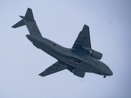 名無しの権兵衛さんが、入間飛行場で撮影した航空自衛隊 C-2の航空フォト(飛行機 写真・画像)