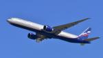 パンダさんが、成田国際空港で撮影したアエロフロート・ロシア航空 777-3M0/ERの航空フォト(飛行機 写真・画像)