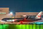 こうきさんが、成田国際空港で撮影した日本航空 767-346/ERの航空フォト(飛行機 写真・画像)