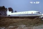tassさんが、北京首都国際空港で撮影した中国聯合航空 Trident 2Eの航空フォト(飛行機 写真・画像)