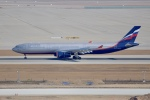 OMAさんが、仁川国際空港で撮影したアエロフロート・ロシア航空 A330-343Xの航空フォト(飛行機 写真・画像)