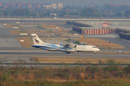 航空フォト:HS-PZA バンコクエアウェイズ ATR 72