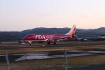 マッチャさんが、出雲空港で撮影したフジドリームエアラインズ ERJ-170-200 (ERJ-175STD)の航空フォト(飛行機 写真・画像)