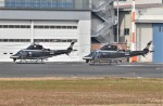 ヘリオスさんが、東京ヘリポートで撮影した警視庁 A109S Trekkerの航空フォト(飛行機 写真・画像)