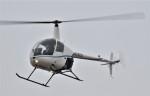 ヘリオスさんが、東京ヘリポートで撮影したアルファーアビエィション R22 Betaの航空フォト(飛行機 写真・画像)