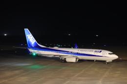 516105さんが、鳥取空港で撮影した全日空 737-881の航空フォト(飛行機 写真・画像)