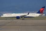 キイロイトリさんが、関西国際空港で撮影したデルタ航空 757-26Dの航空フォト(飛行機 写真・画像)