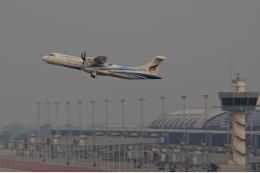 航空フォト:HS-PZB バンコクエアウェイズ ATR 72