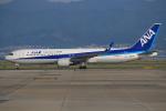 キイロイトリさんが、関西国際空港で撮影した全日空 767-381/ERの航空フォト(飛行機 写真・画像)