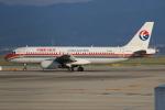 キイロイトリさんが、関西国際空港で撮影した中国東方航空 A320-232の航空フォト(飛行機 写真・画像)