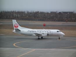 もっちゃこさんが、函館空港で撮影した北海道エアシステム 340B/Plusの航空フォト(飛行機 写真・画像)