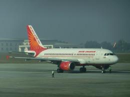 ヒロリンさんが、ヤンゴン国際空港で撮影したエア・インディア A319-112の航空フォト(飛行機 写真・画像)