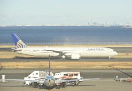 fukucyanさんが、羽田空港で撮影したユナイテッド航空 787-10の航空フォト(飛行機 写真・画像)