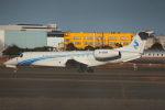KAZKAZさんが、羽田空港で撮影した中国企業所有 EMB-135BJ Legacy 650の航空フォト(飛行機 写真・画像)