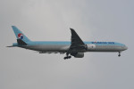 kuro2059さんが、ノイバイ国際空港で撮影した大韓航空 777-3B5/ERの航空フォト(飛行機 写真・画像)