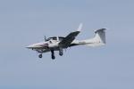 ゴンタさんが、新潟空港で撮影したアルファーアビエィション DA42 NG TwinStarの航空フォト(飛行機 写真・画像)