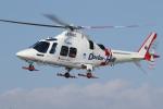 ゴンタさんが、新潟県長岡市で撮影した静岡エアコミュータ AW109SP GrandNewの航空フォト(飛行機 写真・画像)