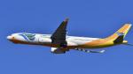 パンダさんが、成田国際空港で撮影したセブパシフィック航空 A330-343Eの航空フォト(飛行機 写真・画像)